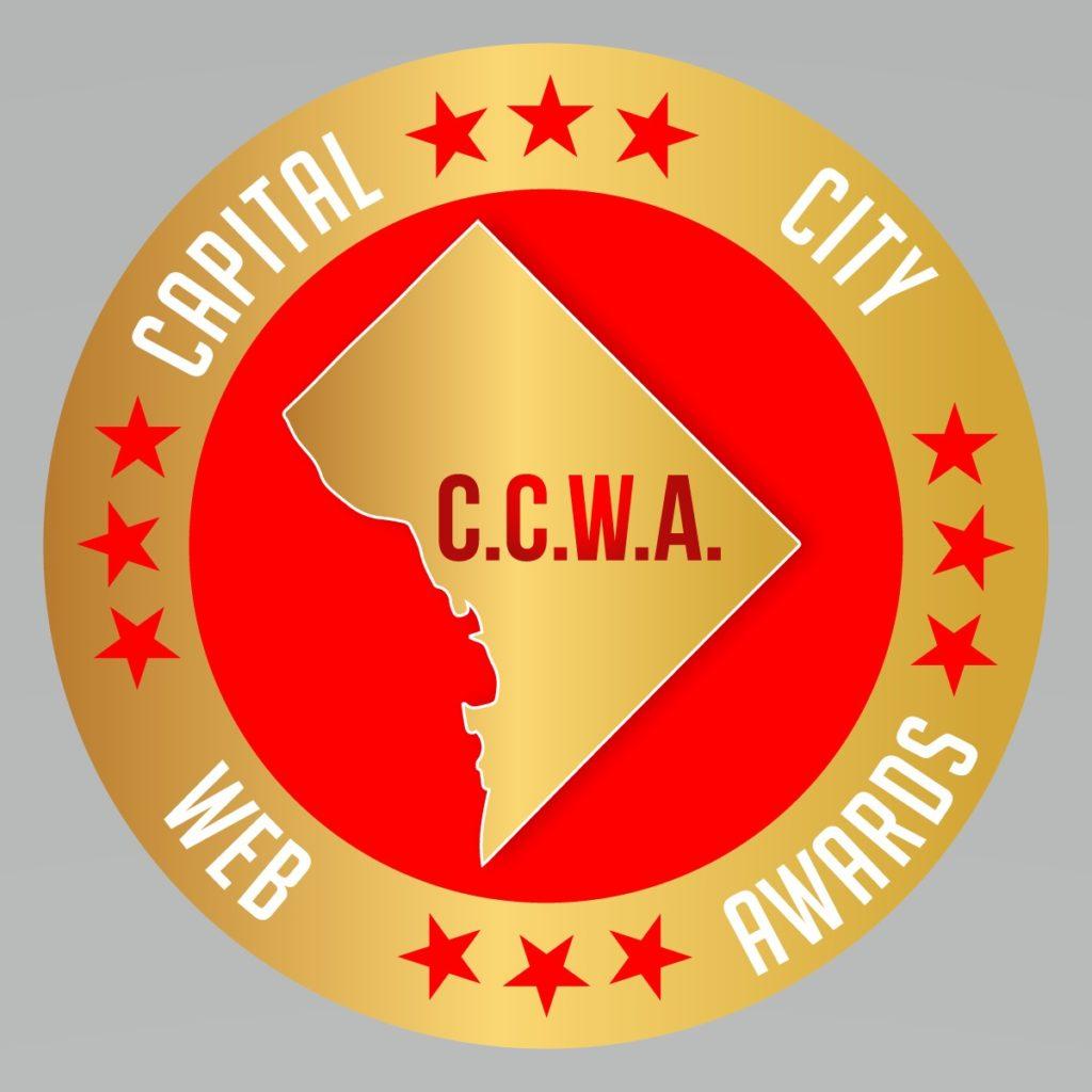 Capital City Web Awards log